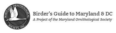 Birders Guide to Maryland and DC